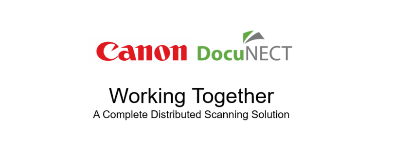 DocuNECT and Canon